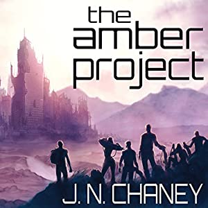 The Amber Project Audiobook