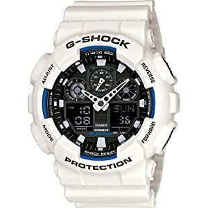 G-Shock Big Case Limited Edition Watch - White