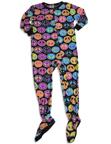 Kids Pajamas With Feet front-843503
