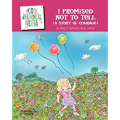 Courage of a small girl who told about the abuse Book by author Kara T. Tamanini