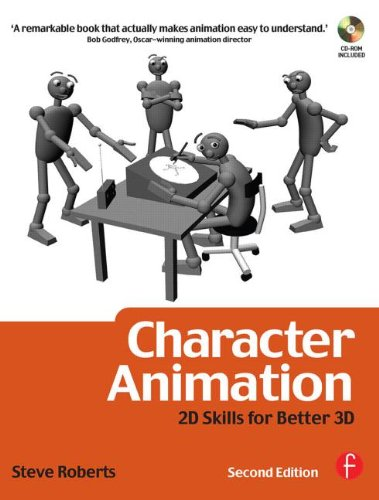 Character Animation: 2D Skills for Better 3D (Focal Press...