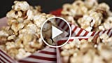 How to Make Pecan Popcorn with Maple Syrup