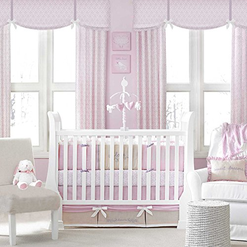 Girls Baby Bedding 3922 front