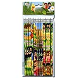 12pk Disney Tinkerbell Number 2 Pencil Pack