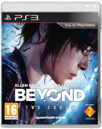 Beyond: Two Souls (Playstation 3) [Edizione: Regno Unito]