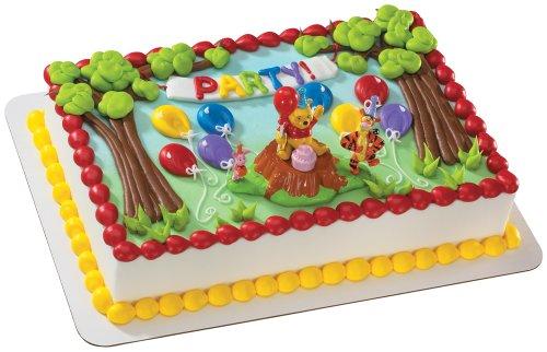 Decopac Winnie The Pooh Magic Balloon Decoset - 1