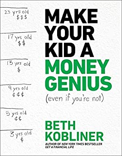 Book Cover: Make Your Kid A Money Genius