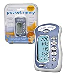 Pocket Nanny By Itzbeen Personal Baby Care Timer (Blue)