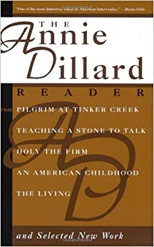 list of annie dillard essays
