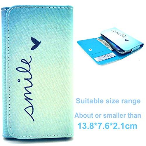 ivencase シンプル ファッション 個性的 上品 財布 PUレザー 多機種対応ケース 手帳型 スタンド フリップ 保護カバー 滑り防止 対応 Samsung Galaxy (G360 G386F G355H G850F S5MINI G3815 G3500 S3 / S4 A3 J1 ect) / SONY (E3 E4 Z2MINI) / LG (G2 L9 L90 L80) / NOKIA (N920 N630 N720 N625 ) / HUAWEI P6 G6 G510 Honor 3 / Apple iphone 6 / 5S / 5C / HTC (M7) / MOTO X / G / Alcatel Pop C5 ect
