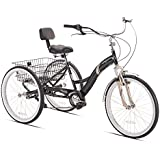 Kent Bayside Adult Tricycle (24-Inch Wheel)