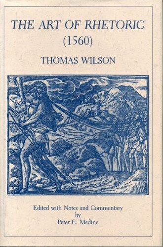 The Art of Rhetoric (1560)