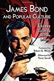 img - for James Bond and Popular Culture: Essays on the Influence of the Fictional Superspy by Michele Brittany (2014-10-29) book / textbook / text book