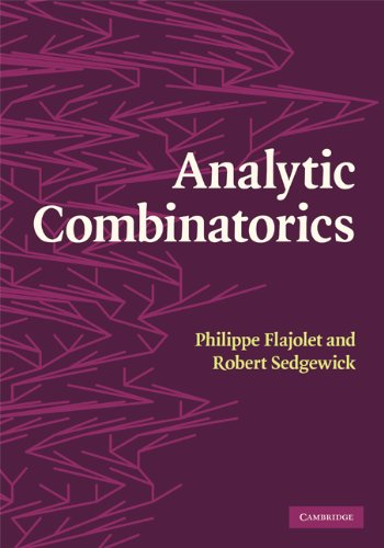 Analytic Combinatorics 1st Edition, Kindle Edition