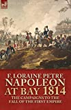img - for Napoleon at Bay, 1814: The Campaigns to the Fall of the First Empire book / textbook / text book