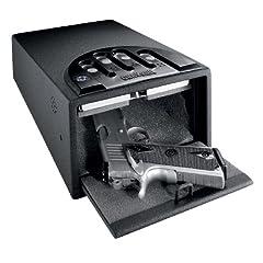 Gunvault GV1000S Mini Vault Standard Gun Safe by GunVault
