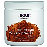 NOW Foods -  Red Clay Powder Moroccan, 6 OZ.