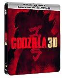 Godzilla - Steelbook Ultimate Edition - Blu-Ray 3D + Blu-Ray + DVD + DIGITAL Ultraviolet [Édition Ultimate Blu-ray 3D + Blu-ray + DVD + Copie digitale]