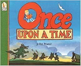 Once Upon a Time Big Book: Vivian French, John Prater ...