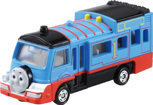 Tomica No.156 - Thomas Bus - 1