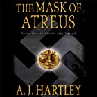 The Mask of Atreus (       UNABRIDGED) by A. J. Hartley Narrated by Dina Pearlman