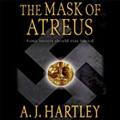 The Mask of Atreus | [A. J. Hartley]