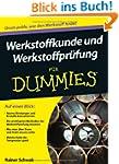 Werkstoffkunde und Werkstoffpr�fung f...