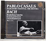 Marlboro Festival Or Brandenburg Concertos N 1, 2, 3 (French Import)