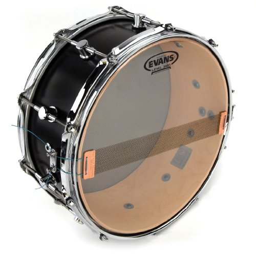 Evans Clear 200 Snare Side Drum Head, 14 Inch