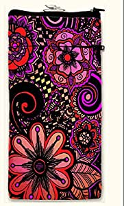 Active Elements tremendous Multipurpose both side printed, waterproof Smart mobile pouch Design No-PUC-13472-L Comfortably Fit for large Phones Size up to Samsung Note-2/3//4, HTC M7/8/ Sony L36/39 etc