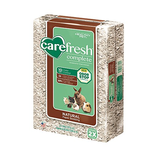 Carefresh Natural Premium Soft Pet Bedding, 60- Liter 51U4Zh7SawL