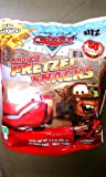 Utz Pretzels Disney Pixar Cars Shaped 35 bags pretzels Snacks Limited edition