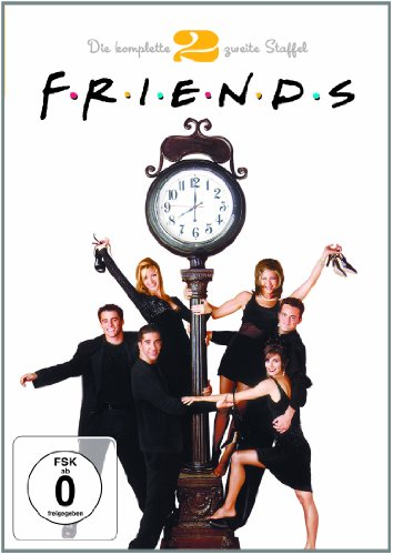 Friends - Box Set / Staffel 2 [4 DVDs]