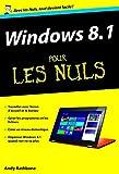 Windows 8.1 Poche Pour les Nuls, nouvelle �dition