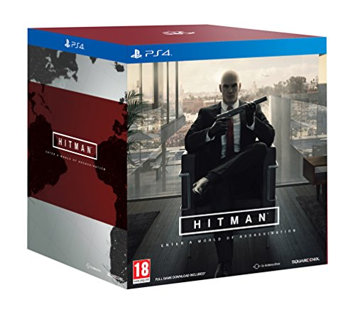 Hitman - Collector's Limited - Playstation 4
