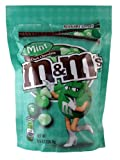 M&M's Dark Chocolate, Mint, 8-Ounce (Pack of 6)