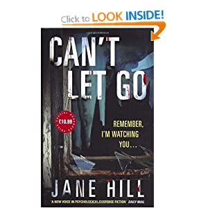 Can't Let Go - Jane Hill