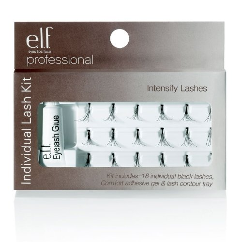 e.l.f. Essential Individual False Lashes Individual Black
