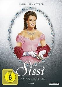 Sissi Diamantedition (Digital Remastered) [6 DVDs]