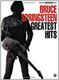 Bruce Springsteen's Greatest Hits (Authentic Guitar-Tab) (1576233014) by Springsteen, Bruce