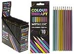 Colour Therapy Anti Stress Metallic C...