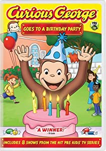 Curious George Goes to a Birthday Party