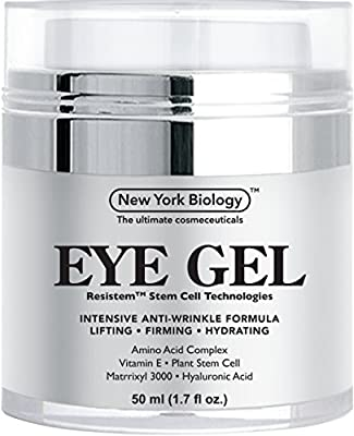 Cheapest New York Biology Eye Cream for Dark Circles, Puffiness and Fine Lines - 1.7 fl oz from New York Biology - Free Shipping Available