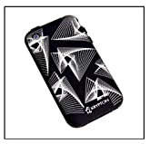 iPhone 3G Case - Black Pyramids