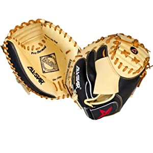 Buy All-Star Pro-Advanced 31.5 Inch CM1100PRO Youth Baseball Catchers Mitt by All-Star