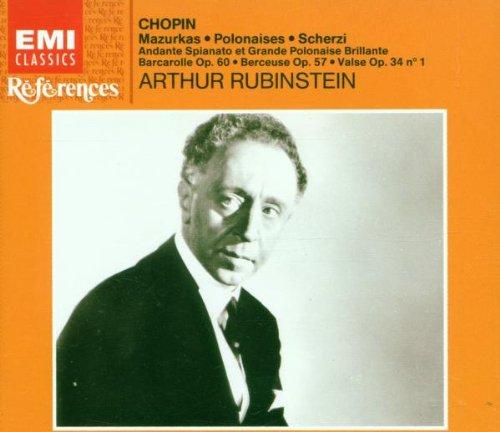 Chopin: Mazurkas, Polonaises, Scherzi