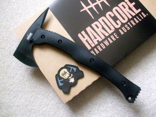 Hardcore Hardware Australia Lft01 Tactical Tomahawk Black G-10