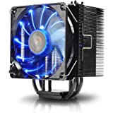 Enermax Twister CPU Air Cooler with 120mm LED Fan ETS-T40-BK Black