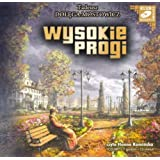 Wysokie progi - audiobook on CD (format mp3) (Polish language edition)