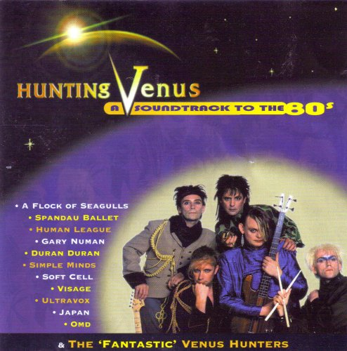 VA – Hunting Venus (A Soundtrack to the 80's) (1999) [FLAC]